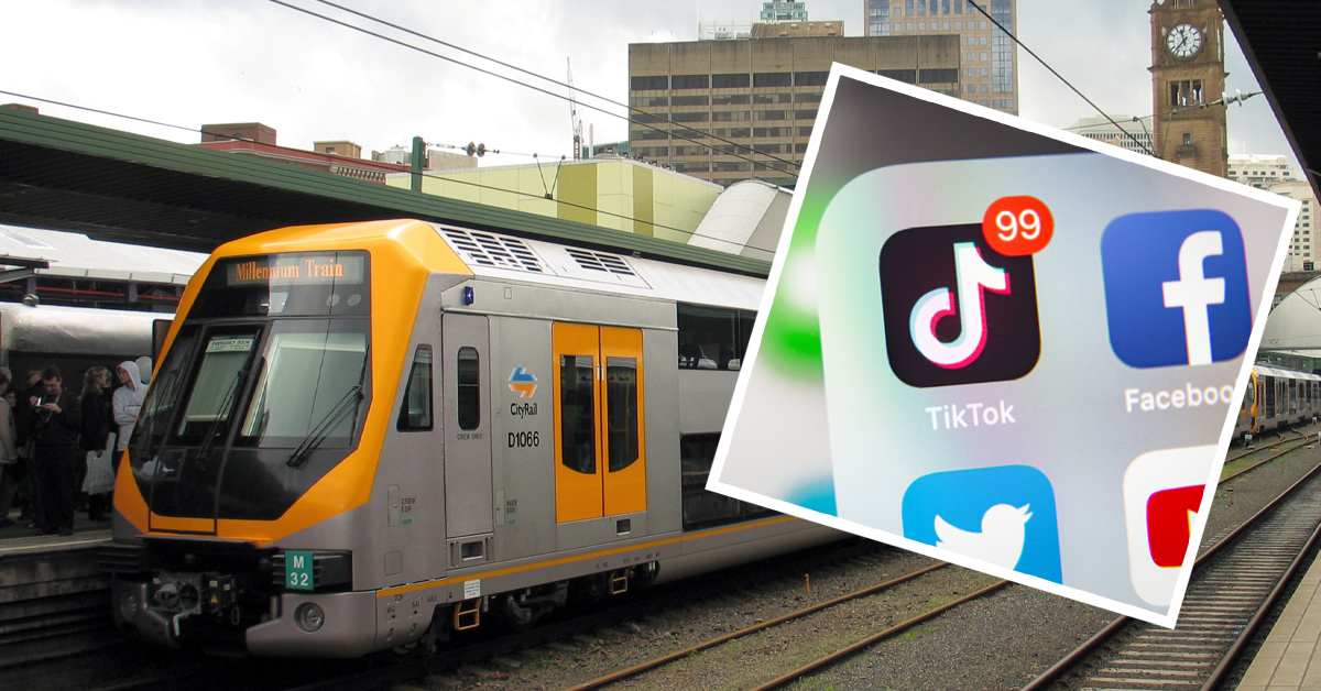 Sydney Trains Worker Sacked For Posting Racist And Sexist Video On TikTok